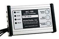 photo of MotoChello MC-100 audio unit
