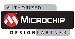 Microchip Authorized Partner logo