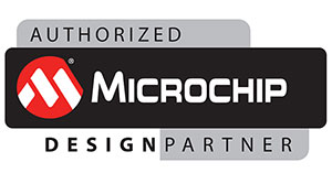 Microchip Authorized Partner logo