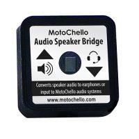 Product photo of the motorcycle audio speaker bridge from MotoChello