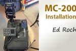 Photo for the Ed Rocha MC-200 audio system installation post
