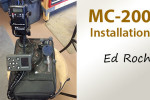 Photo for the Ed Rocha MC-200 audio system installation post