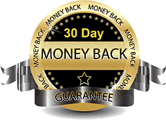 30-day Money-Back Guarantee Circle