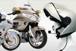 Photo for the MotoChello Gold Wing headset post