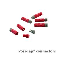 Photo of 6 piece set of Posi-Tap connectors
