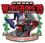 GWRRA Wing Ding 39 event logo